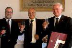 Mario Bellisi, Edmondo Palmeri e Gaspare Gulotta