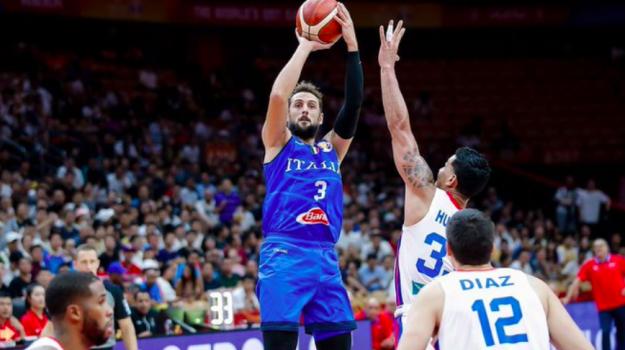 Italia-Portorico, Moandiali basket, Sicilia, Sport