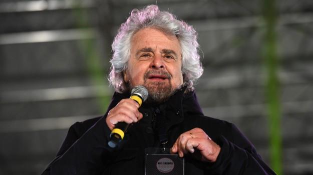 appello m5s, crisi, governo, m5s, pd, Beppe Grillo, Nicola Zingaretti, Sicilia, Politica