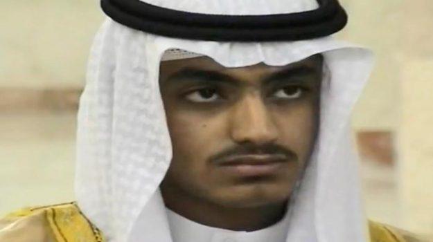 figlio bin laden, usa, Hamza Bin Laden, Sicilia, Mondo