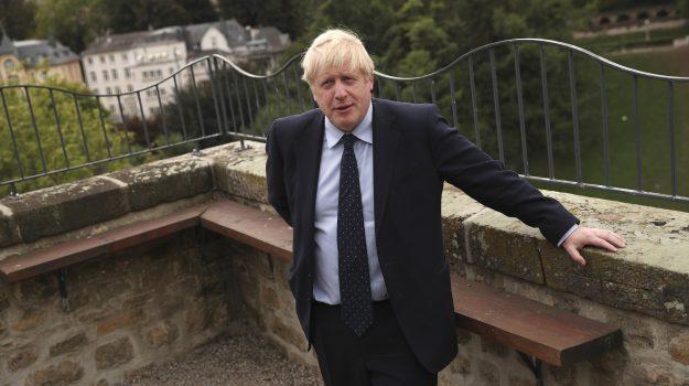 brexit, Boris Johnson, Sicilia, Mondo