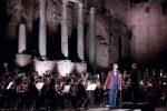 Andrea Bocelli incanta Taormina: le foto del concerto al teatro Antico