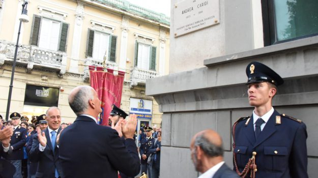 strada reggio caridi, Andrea Caridi, Franco Gabrielli, Reggio, Calabria, Cronaca