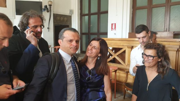 processo de luca, sacco di fiumedinisi, Cateno De Luca, Messina, Sicilia, Cronaca