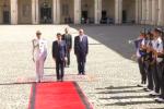 Conte al Quirinale da Mattarella con la lista dei ministri