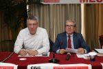 """Cgil, Landini a Messina. Mastroeni: """"Dieci punti per il rilancio della città"""""""