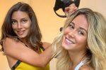 Diletta Leotta e Rossella Fiamingo si allenano insieme e il web va in tilt