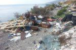 Rifiuti al litorale Maregrosso a Messina, per la bonifica si parte dall'amianto - Foto