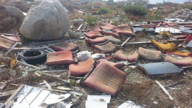 degrado, discarica, rifiuti, Dafne Musolino, Messina, Sicilia, Cronaca