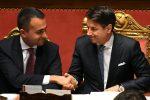 """Di Maio avverte Conte: """"No a nuove tasse"""". Il premier: """"Carcere per gli evasori"""""""