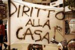 Messina, al via la campagna nazionale per il diritto alla casa: domani la mobilitazione