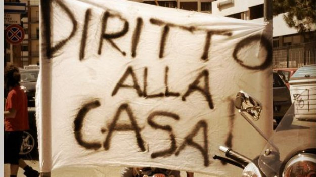 campagna diritto alla casa, mobilitazione Messina, Valentina Roberto, Messina, Sicilia, Cronaca