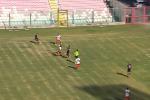 L'Fc Messina cade in casa nel derby contro il Palermo, gli highlights del match