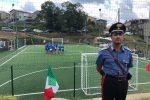 Fabrizia, un campo di calcio intitolato a Francesco Fortugno - Foto