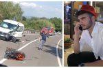 Morte cerebrale per il giovane di Vibo Marina rimasto ferito dopo l'incidente in moto