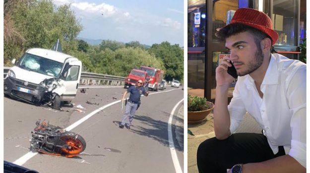 incidente, Federico Di Betta, Catanzaro, Calabria, Cronaca