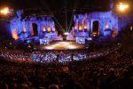 Applausi ed emozioni al Gdshow, notte di solidarietà a Taormina - Foto