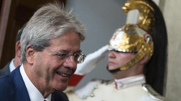 unione europea, Paolo Gentiloni, Sicilia, Politica