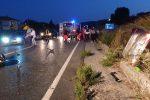 Scontro violento tra due auto a Strongoli, feriti i conducenti