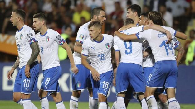 calcio, euro 2020, italia, Sicilia, Sport