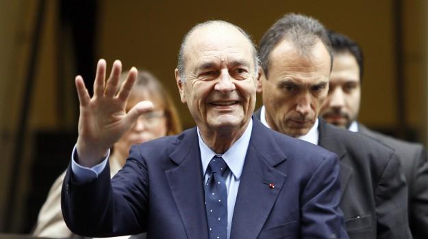 francia, Jacques Chirac, Sicilia, Mondo