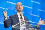 Jeff Bezos, fondatore di Amazon