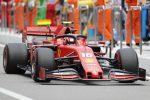 F1, Leclerc come Schumi: a Sochi quarta pole di fila con la Ferrari