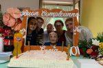 Longi in festa per i 101 anni di nonna Lucia