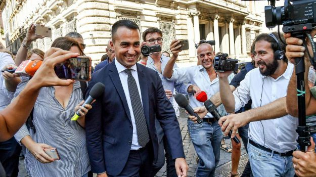 crisi, governo, m5s, pd, rousseau, Sicilia, Politica