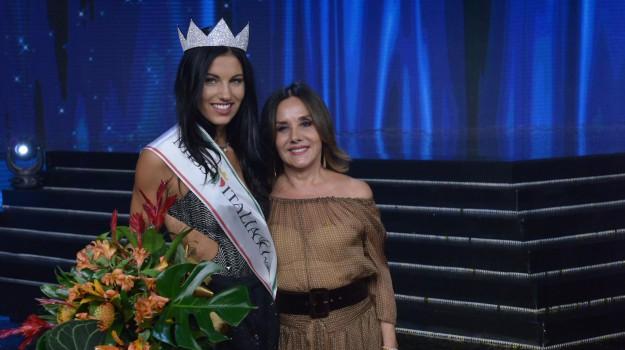 Miss Italia 2019, Carolina Stramare, Serena Petralia, Messina, Sicilia, Società