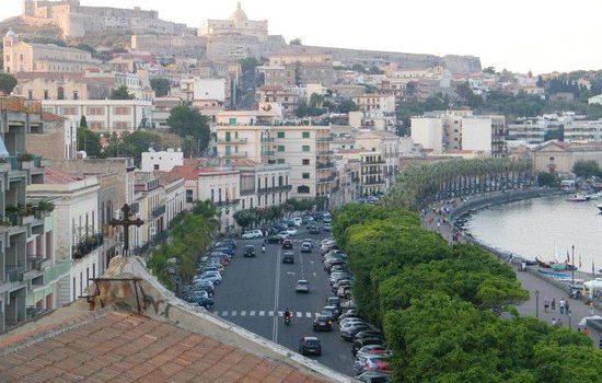 sosta selvaggia Milazzo, Messina, Sicilia, Cronaca