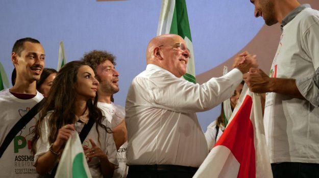 partito democratico, regionali in calabria, Mario Oliverio, Nicola Zingaretti, pippo callipo, Calabria, Politica