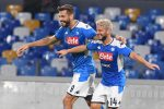 Mertens trascina il Napoli, la doppietta del belga stende la Sampdoria