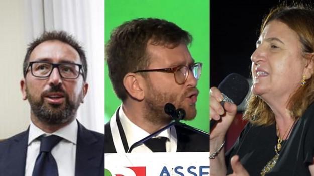 conte bis, ministri siciliani, Alfonso Bonafede, Giuseppe Provenzano, Nunzia Catalfo, Sicilia, Politica