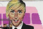 Nadia Toffa, a Taranto un murale in suo ricordo