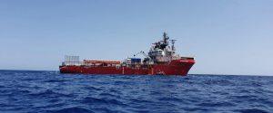 L'Italia assegna un porto alla Ocean Viking: andrà a Lampedusa