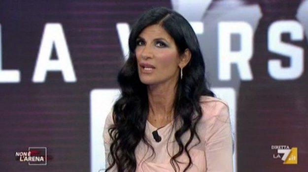 non è l'arena, tv, Mark Caltagirone, Pamela Prati, Sicilia, Società