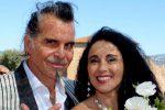 Piero Pelù sposa la sua Gianna, le foto del matrimonio