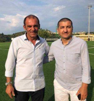 Pasquale Rando e Antonio Obbedio