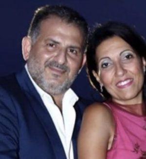 Pippo Scattareggia ed Helga Corrao