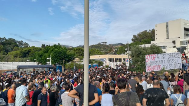 studenti, università, Messina, Sicilia, Cronaca