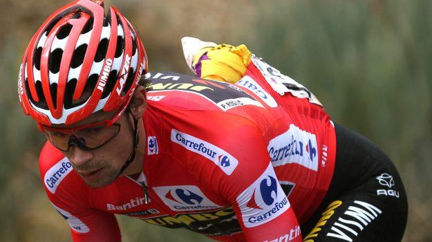ciclismo, vuelta, Primoz Roglic, Sicilia, Sport