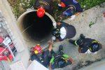 Scivola in un pozzo profondo 12 metri, grave un uomo di Cirò Marina - Foto