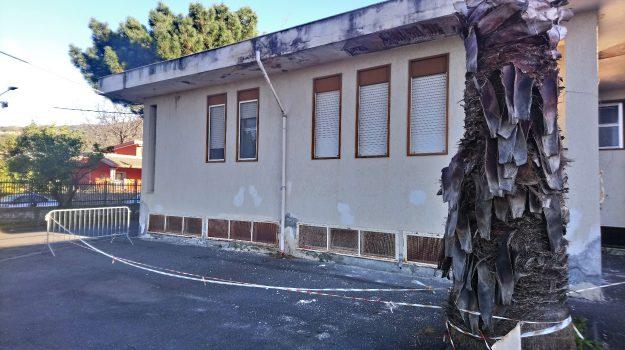 scuola Santa Filomena, trappitello, Messina, Sicilia, Cronaca