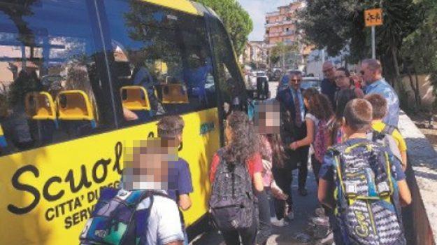 scuola, trasporti, Giuseppe Falcomatà, Reggio, Calabria, Cronaca