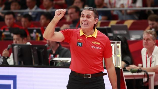 basket, mondiali, spagna, Sergio Scariolo, Sicilia, Sport