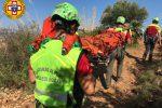 Turista colta da un malore, soccorsa e salvata allo Zingaro - Foto