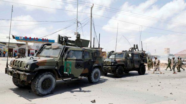 attacco Amisom, morti Somalia, somalia, Sicilia, Mondo