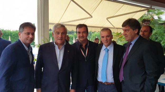 elezioni regionali calabria, Antonio Tajani, Mario Occhiuto, Calabria, Politica