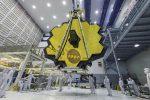Completato l'assemblamento del super telescopio erede di Hubble